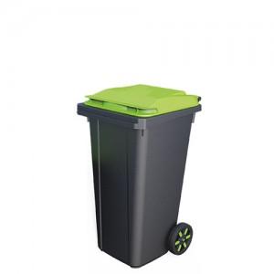 Контейнер для мусора пластиковый 60 литров