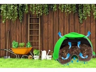 Новый продукт - садовый компостер на 320 литров